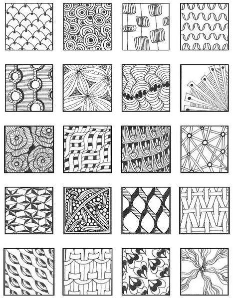 Техника дудлинг: как рисовать, с чего начать , правила