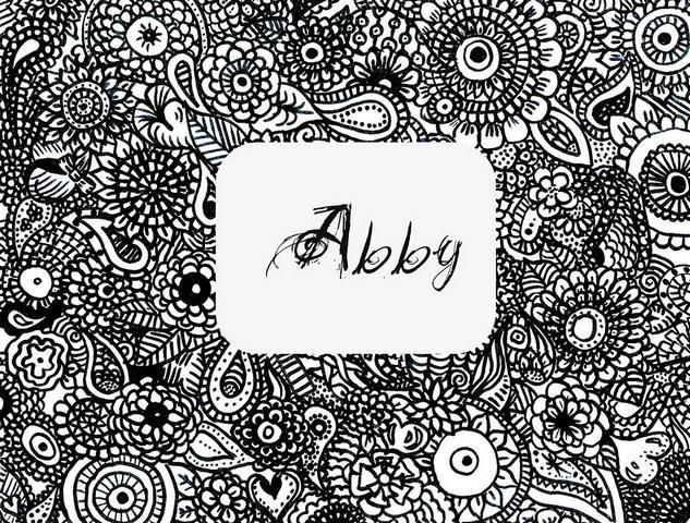 Doodles-Abby