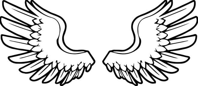 Angel-Wings-Angel-Coloring-Page