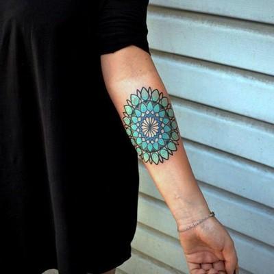 mandala-tattoos-