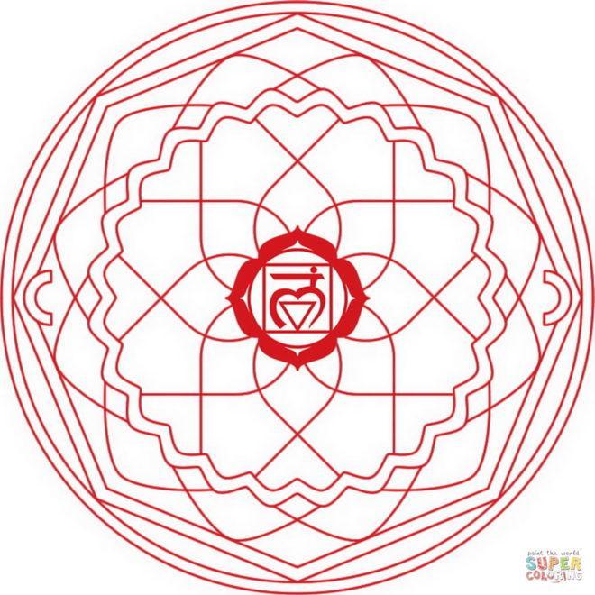 muladhara-chakra-mandala-coloring-page