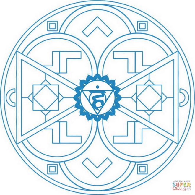 vishuddha-chakra-mandala-coloring-page