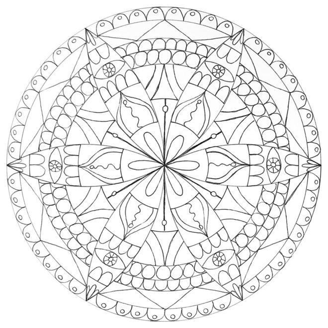 Mandala-kompas-udachi