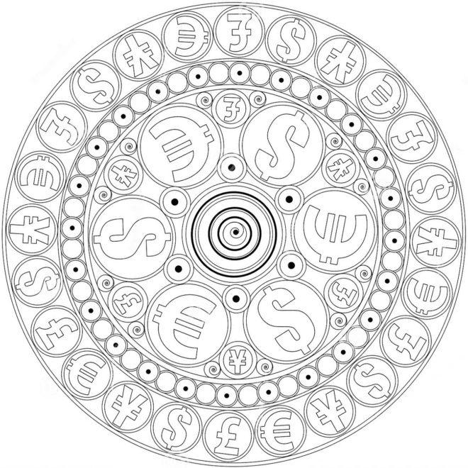 mandala-to-attract-money-denejnaya
