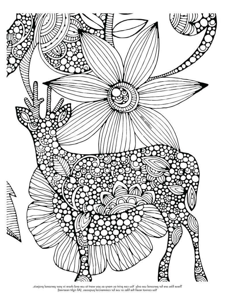 яркие раскраски антистресс животные распечатать