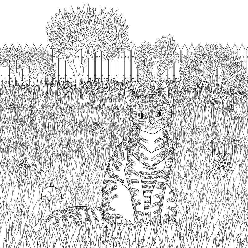 Стих кот и лодыри с картинками может быть