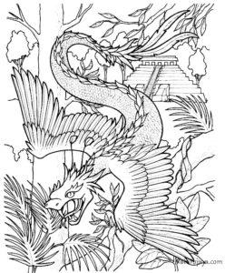 antistress-raskraski-drakony-raspechatat-zentangle-coloring-page-dragon-0