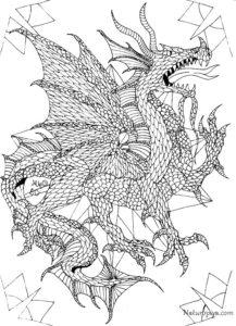 antistress-raskraska-drakon-raspechatat-zentangle-coloring-page-dragon-33
