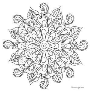 mandala-s-cvetkom