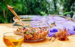 Лечение травами кашля и простудных заболеваний, много рецептов