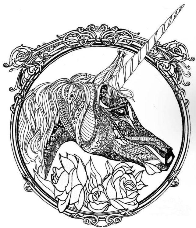 unicorn coloring pages Unique 20 Beautiful Unicorn Coloring Page