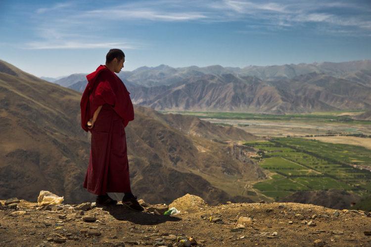 tibet-monah