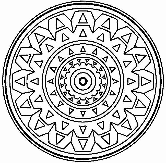 Все про Индейскую мандалу: история и современное использование