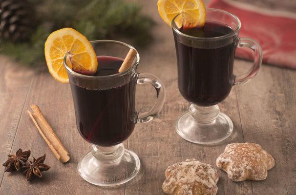 Простые и вкусные натуральные напитки на праздник, рецепты
