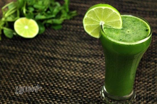 watercress-juice-digestive